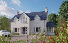 New Build With Turnkey Specification, Garvaghy Church Road, Dromore